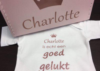 Koffertje voor Charlotte