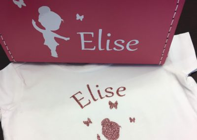 Koffertje voor Elise