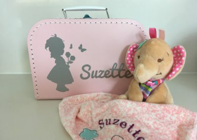 Geboortegeschenk voor Suzette