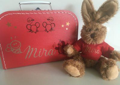 Geboortegeschenk Mira