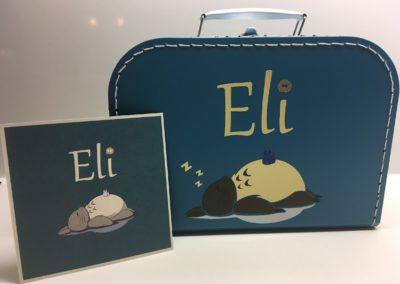 Geboortegeschenk Eli