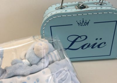 Geboortegeschenk Loïc