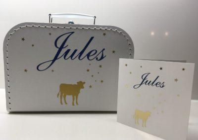 Geboortegeschenk Jules