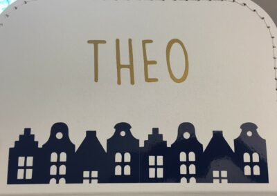Koffertje Theo
