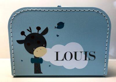 Louis koffertje