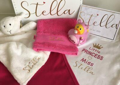 Geboortegeschenk Stella