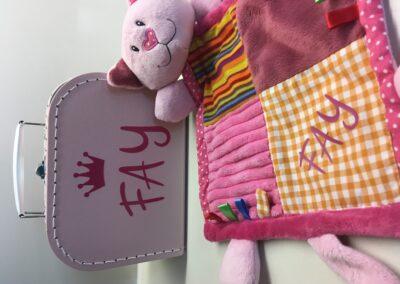 Fay geboortegeschenk