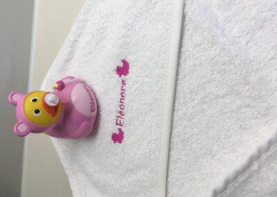 Geboortegeschenk Eléonore.